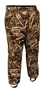 Amazon.com : Coleman Mens Apparel Waterfowl Pants, Mossy ...