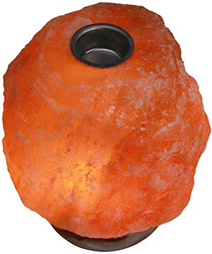 (Deluxe Comfort Himalayan Rock Salt Natural Oil Heating Lamp, 7
