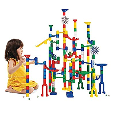 MindWare Mega Marble Run Building Set: Toys & Games
