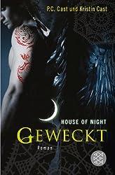 Geweckt: House of Night 8