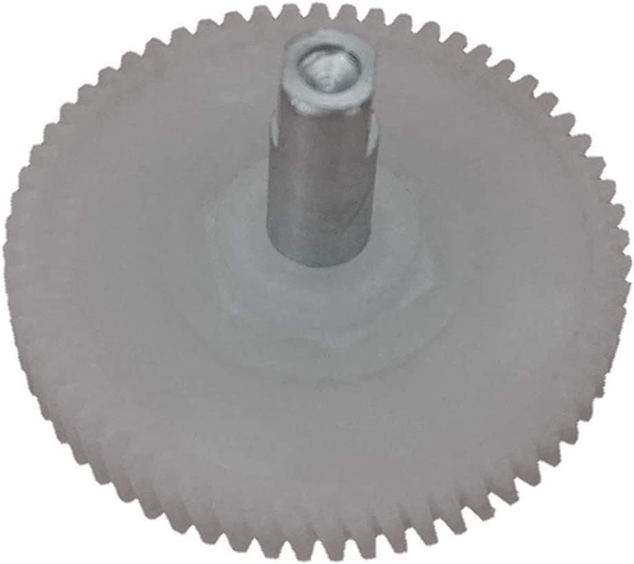 FFTH Engrenage de r/éparation Moteur Toit ouvrant avec Tige pour Mini Cooper 62 Dents /ø 48 mm 62 Dents