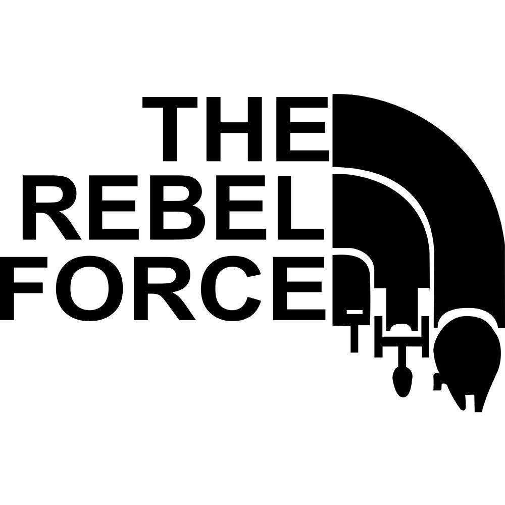 The Rebel Force Cool Retro Top Girls Hoodie