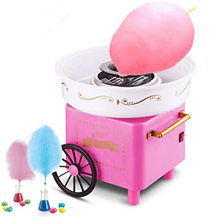 Buy Deziine Electric Mini Sweet Cotton Candy Maker Machine
