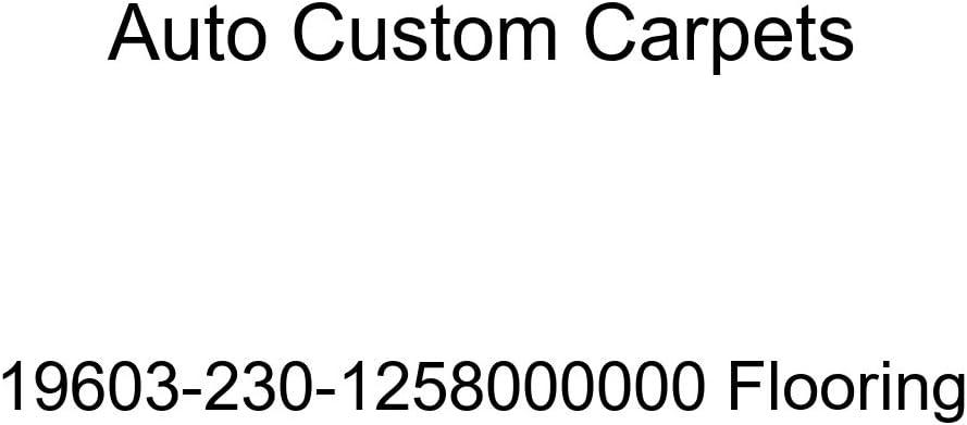 Auto Custom Carpets 19603-230-1258000000 Flooring