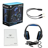 YUNQE Gaming Headset for Xbox One PS4 PC,GM-1 3.5
