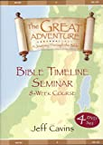 Great Adventure Bible Timeline 8 Week Course on 4 DVD