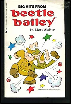 Book Big Hits from Beetle Bailey