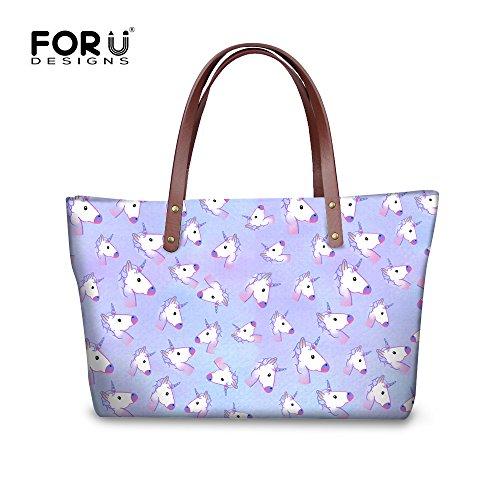 Bages Handbags Women Casual Dfgcc1685al Tote FancyPrint Stylish FwEvFC