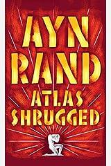 Atlas Shrugged Mass Market Paperback