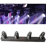 Tengchang 4X12W RGBW 4in1 CREE LED Beam Moving Head Light Bar Stage DJ Wash Lighting