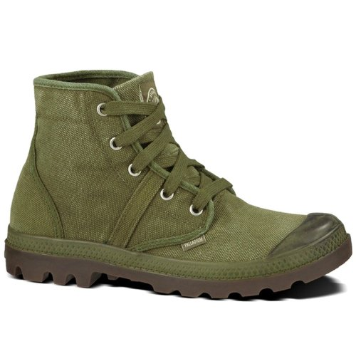 Dark Pallabrouse Oliv d'hiver Palladium Chaussures tWHq4n8w