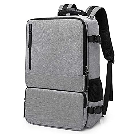"Men Anti theft Backpack 17/"" Laptop Business Luggage Waterproof Travel Backpacks"