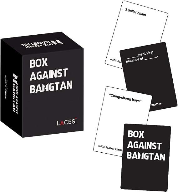 Box Against Bangtan – Una versión de juego para fanático de B.T.S: Amazon.es: Hogar