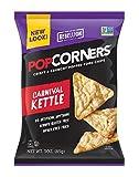 corn poppers chips - POPCORNERS Carnival Kettle, Popped Corn Snacks, 3oz (Pack of 16)