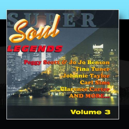 Super Soul Legends Volume 3 - Sunglasses R Taylor