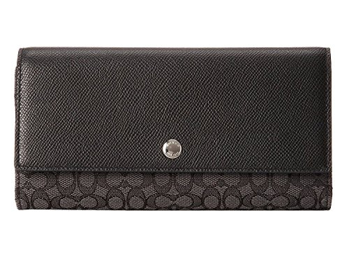 UPC 888067570519, COACH Checkbook Wallet in Signature Fabric