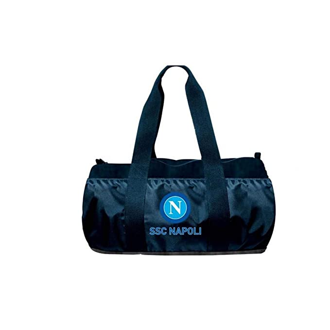 Borsa da palestra sport SSC NAPOLI borsone da viaggio blu VM90 ... 57d2cb0aa179