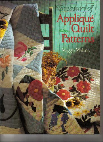 Treasury of Applique Quilt Patterns