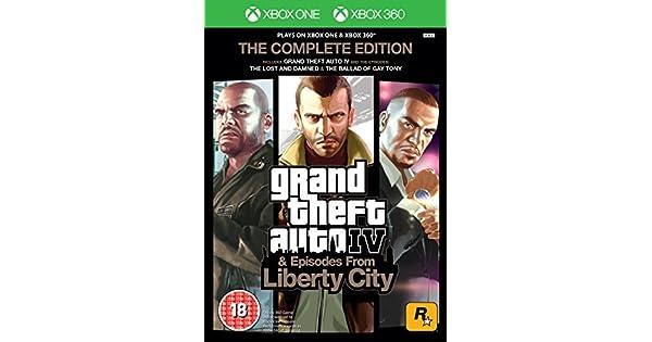 GTA IV Complete Edition [Importación Inglesa]: Amazon.es: Videojuegos