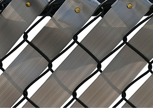 Original Fence Weave - Silver (Chain Link Fence Privacy)