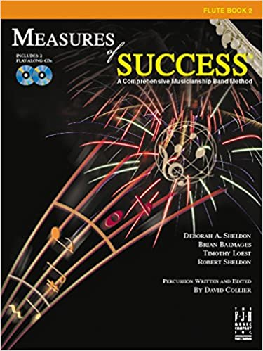 The Cheapest Price Fjh Music Measures Of Success Flute Book 2 Musical Instruments & Gear