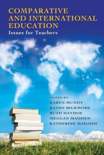 Comparitive and International Education: Issues for Teachers