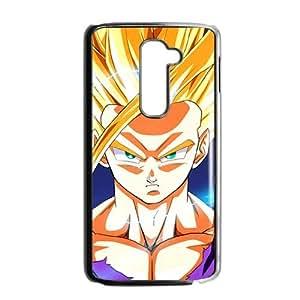 Dragon ball Super Saiyan Cell Phone Case for LG G2