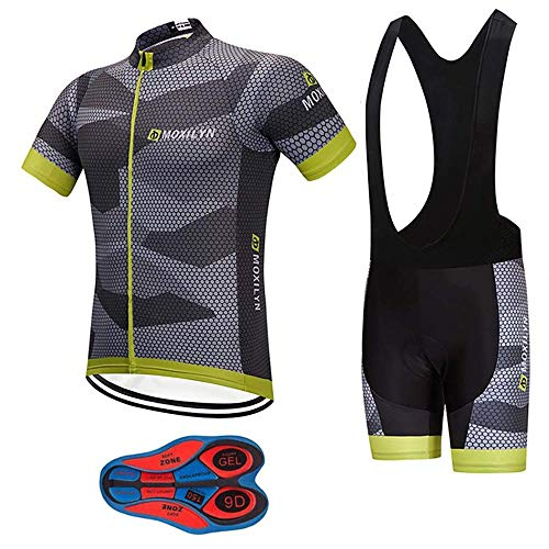Men's Quick-Dry Cycling Jersey