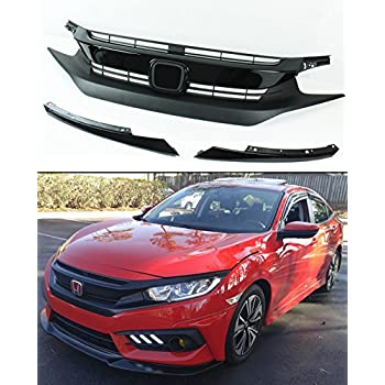 2009 honda civic grille replacement