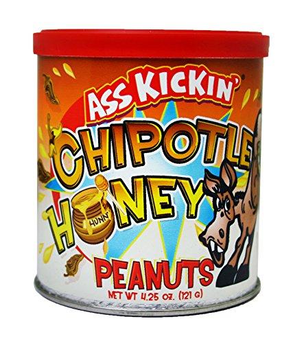 Ass Kickin' Chipotle Honey Peanuts ()