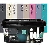 PAILLETT - ID Paris - Peinture de finition mate paillettée Riviera 2.00Litre