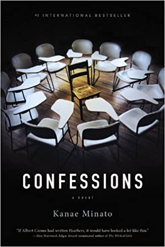 Image result for confessions kanae minato cover