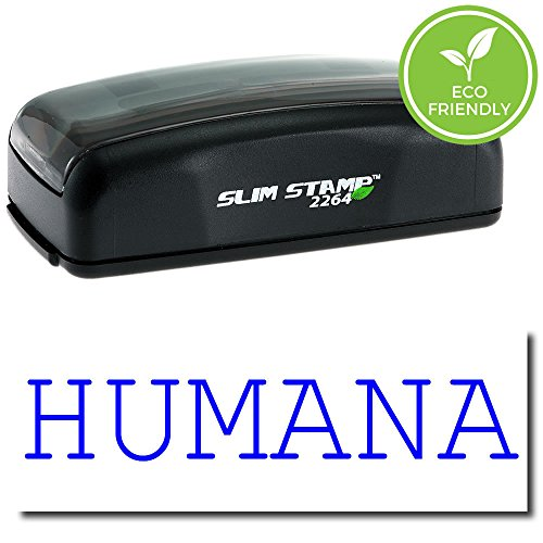 large-pre-inked-humana-stamp-blue-ink
