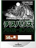 ヤマトヨテグス(YAMATOYO) ライン チヌフロロハリス 50m グレー1.5号.