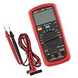 MagiDeal AC DC Voltage Current Meter Digital Multimeter Capacitance Ohm Resis hFE Hz NCV Tester