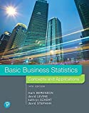 img - for Basic Business Statistics (14th Edition) (What's New in Business Statistics) book / textbook / text book