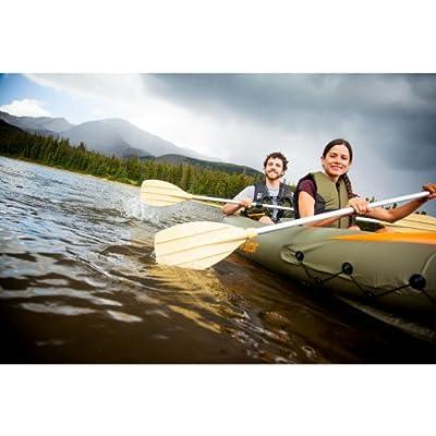 2000014132 Sevylor Tahiti 3-Person Fishing Kayak from Coleman