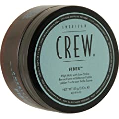 Fiber-like, resinous product helps thicken, texturize and increase fullness to hair. Provides a strong, pliable hold with a matte finish. Works well in shorter hair, 1-3 inches in length. For best results, rub a small amount evenly between pa...