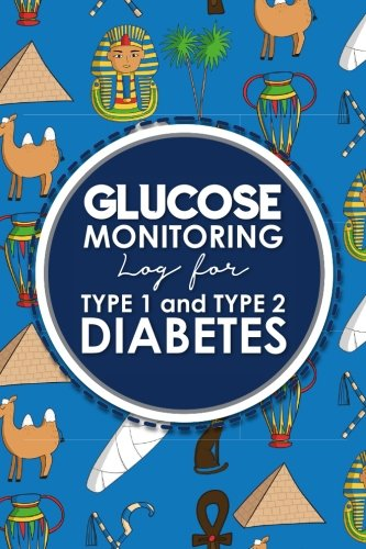 Download Glucose Monitoring Log for Type 1 and Type 2 Diabetes: Blood Glucose Self Test Log Book, Diabetes Glucose Meter, Glucose Monitoring Log Book, Cute ... for Type 1 and Type 2 Diabetes) (Volume 14) PDF