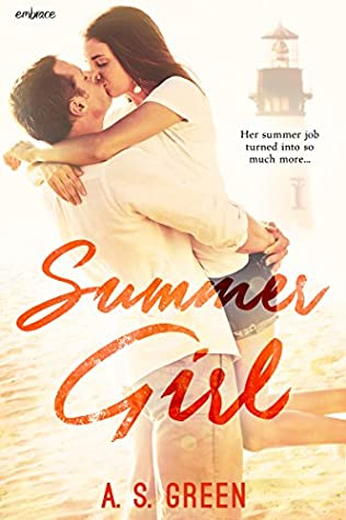 book cover of Summer Girl