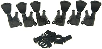 Wilkinson 3 x 3 E-Z afinadores de guitarra E-Z-LOK Clavijas de ...