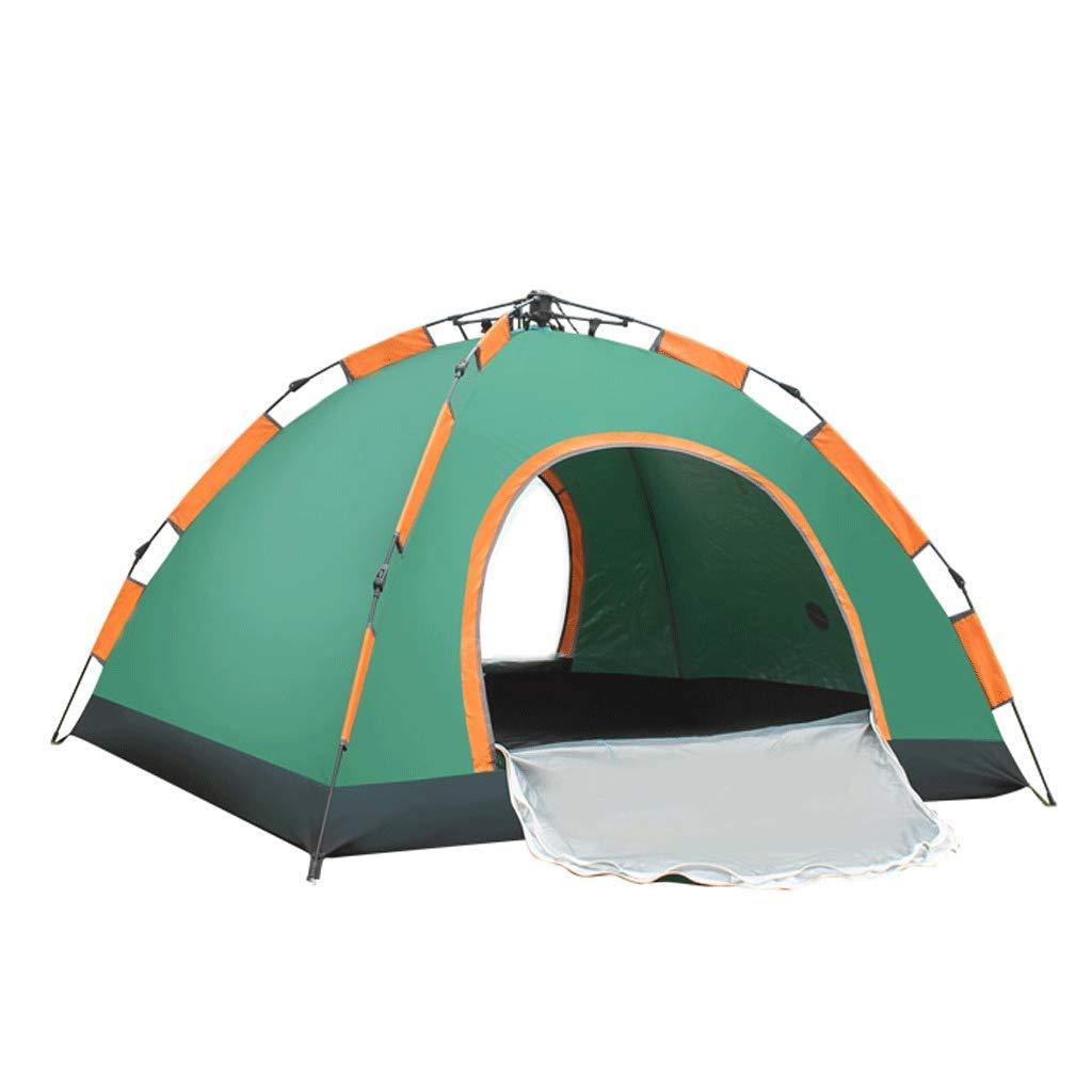 ZL-Zelt 2-3 Personen Zelt Wasserdicht, feuchtigkeitsfest, Schädlingsbekämpfung im Freien vollautomatisch