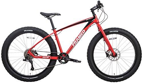 (Framed Bobtrax Alloy SRAM X5 27.5+ Bike Sz 20in)