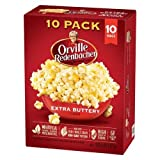Orville Redenbacher Extra Buttery Microwave Popcorn, (10 Pack X 82g)