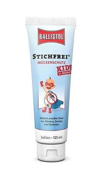 Ballistol 26816 Stichfrei Mückenschutz Kids Lotion 125ml