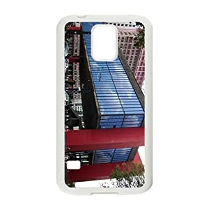 Busy City Hight Quality Case for Samsung Galaxy S5