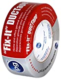IPG AC10 7 Mil Fix-It DUCTape, 1.88'' x 45 yd, Silver