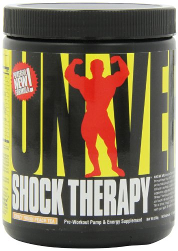 Universal Nutrition Shock Therapy Diet Supplement, Jersey Fr