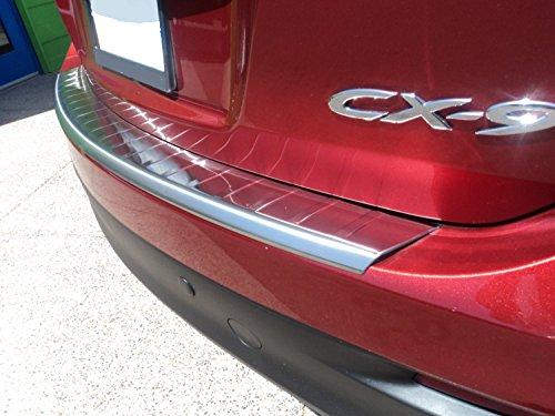 Mazda 0000-8T-L20 Rear Bumper Guard