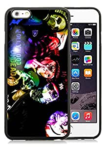 Unique And Durable Designed Case With hollywood undead (2) Black For iPhone 6 Plus 5.5 Inch TPU Phone Case